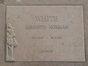 White, Kenneth Norman