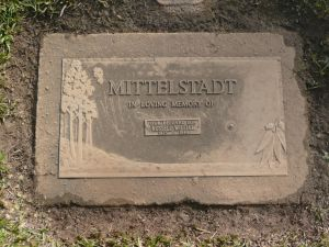 Mittelstadt, Russell William