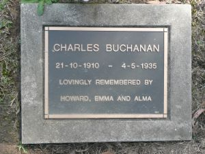 Buchanan, Charles