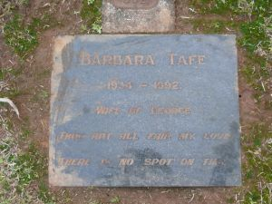 Tafe, Mrs Barbara