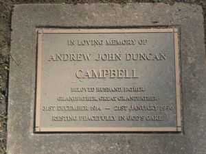 Campbell, Andrew John