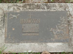 Brown, Ivan Robinson