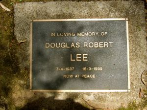 Lee, Douglas Robert