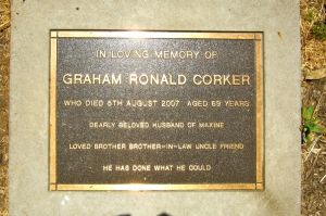 Corker, Graham Ronald