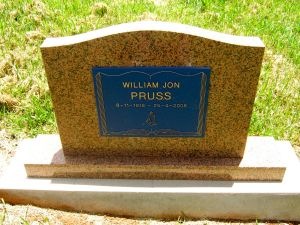 Pruss, William Jon