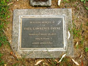 Payne, Paul Lawrence