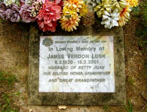 Lusk, James Verdon