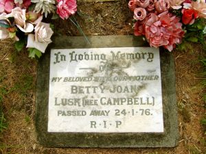 Lusk, Betty Joan (nee Campbell)