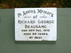 Beausang, Richard George
