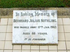 Bernhard Julius  Nothling
