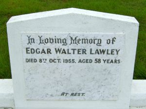 Lawley, Edgar Walter