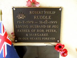 Ruddle, Robert Philip