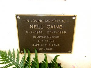 Caine, Nell