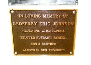 Johnson, Geoffrey Eric