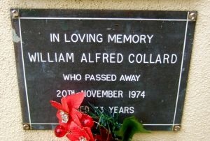 Collard, William Alfred