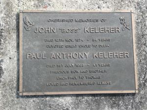 Keleher, John & Paul Anthony