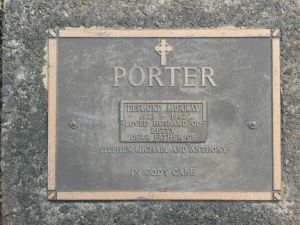 Porter, Desmond Murray