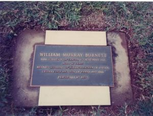 Burnett, William Murray