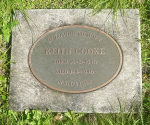 Cooke, Keith