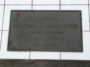 Cork, Graham Edward