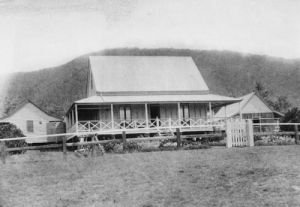 Rosemount farmhouse, Neurum near Woodford