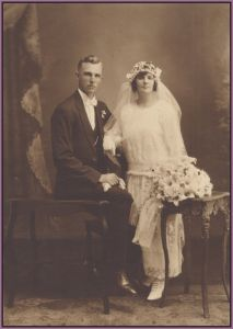 Eric John Bundesen & Edith Laura Hill