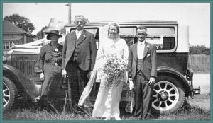 Ruth Bundesen and Frederick Nielsen's Wedding