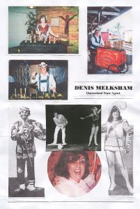 Denis Melksham - Collection
