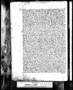 Will of John Pratt 1822 (page 3)