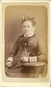 Anne Lofty Nichols (nee Whisson) aged 57