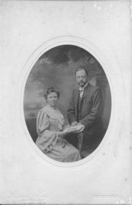 Frederick and Charlotte Liley