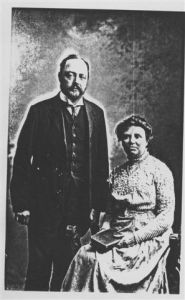 Fred and Charlotte Liley