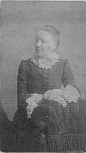 Mrs Helen Sophia Rosser (nee Smith)