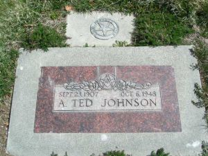 A. Ted Johnson