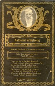 Nathaniel   Armstrong