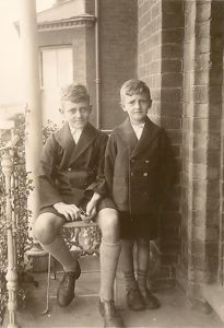 Brothers Harry (left) & Fred Lincoln