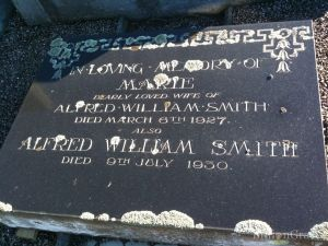 Alfred William  Smith