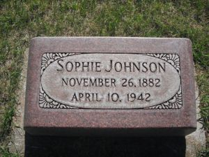 Sophie Johnson