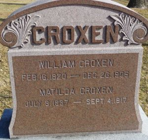 William Croxen