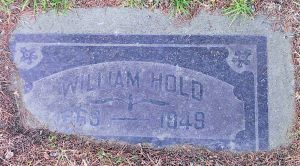 William Hold