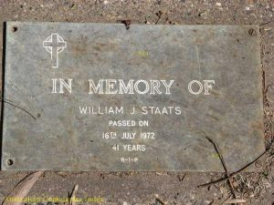 William J Staats